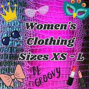Other - Women's Clothing Sizes XS -L